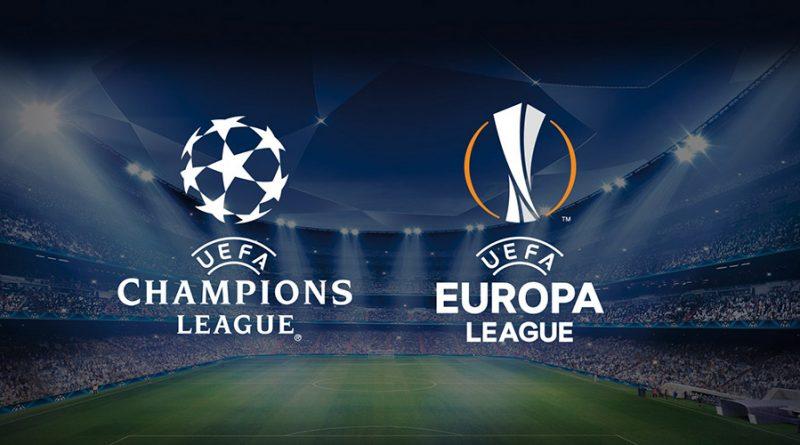 finali europa e champions league