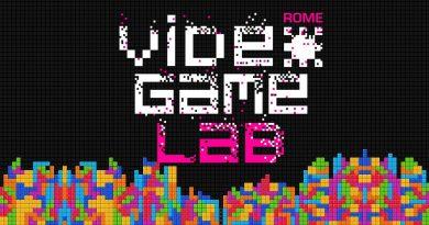 video game lab logo
